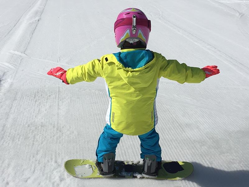 Snowboard / tout compris -  spécial débutants enfant matin