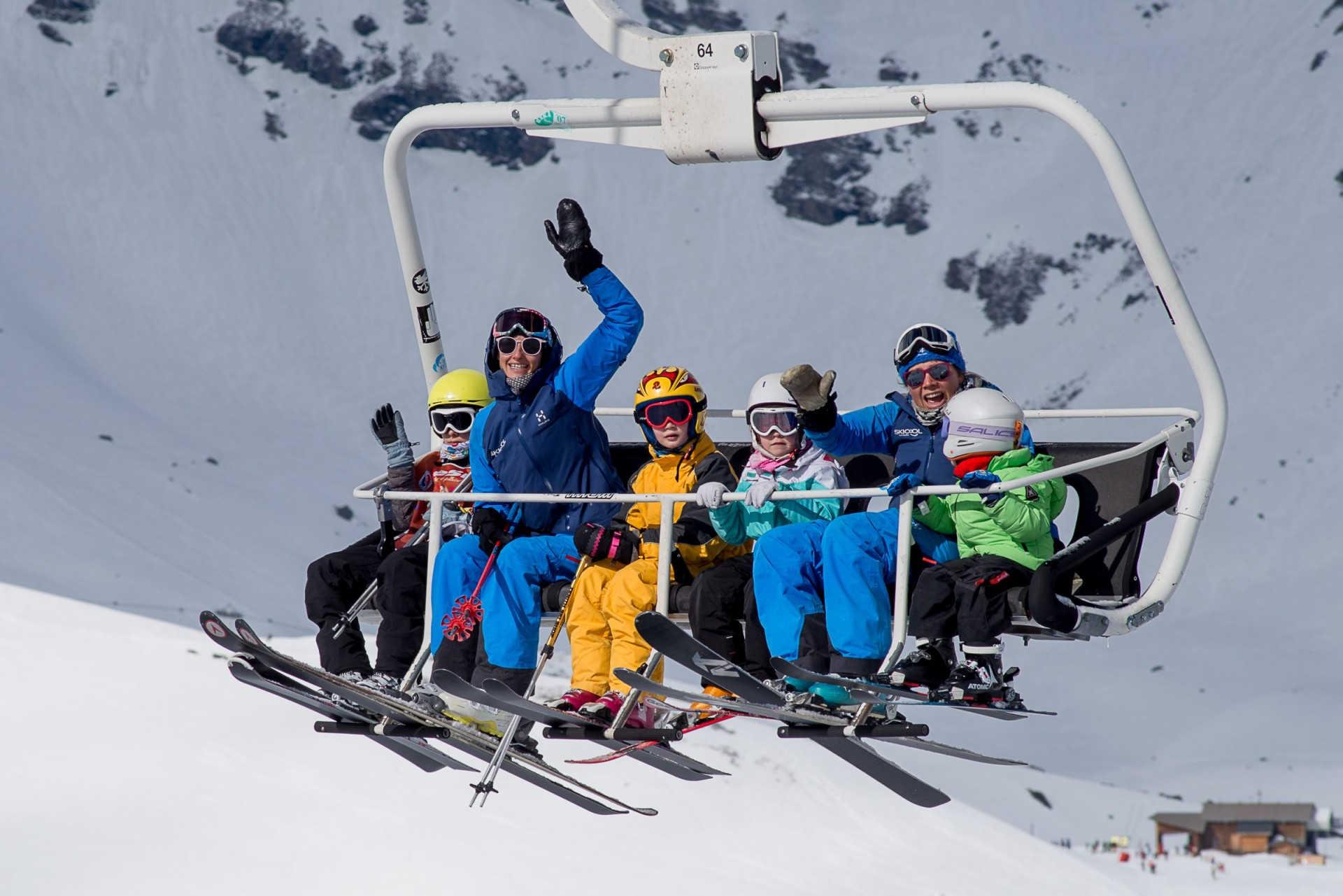 Ski / Children's all-inclusive 2nd and 3rd star morning lessons