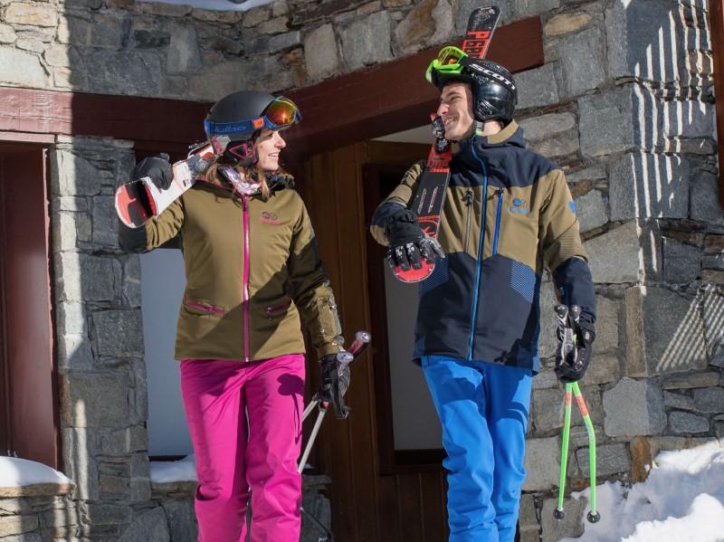 Ski / Tout compris « spécial débutants » matin