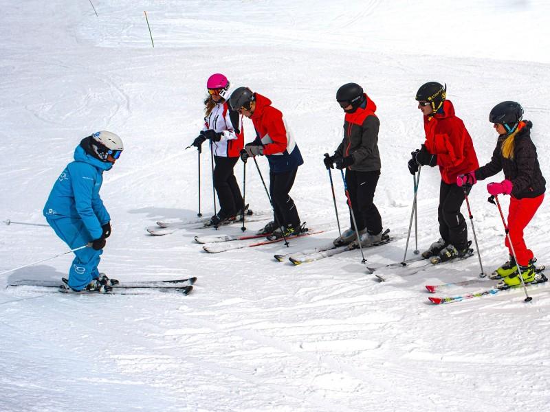 Ski / cours collectif matin